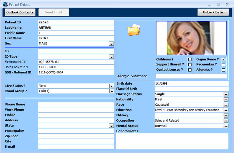 medical database seven